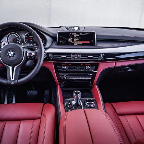 Wnętrze BMW X5