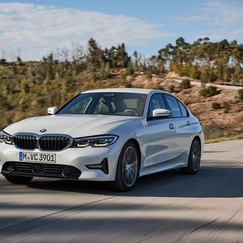 BMW 320i F30 2.0 184 KM