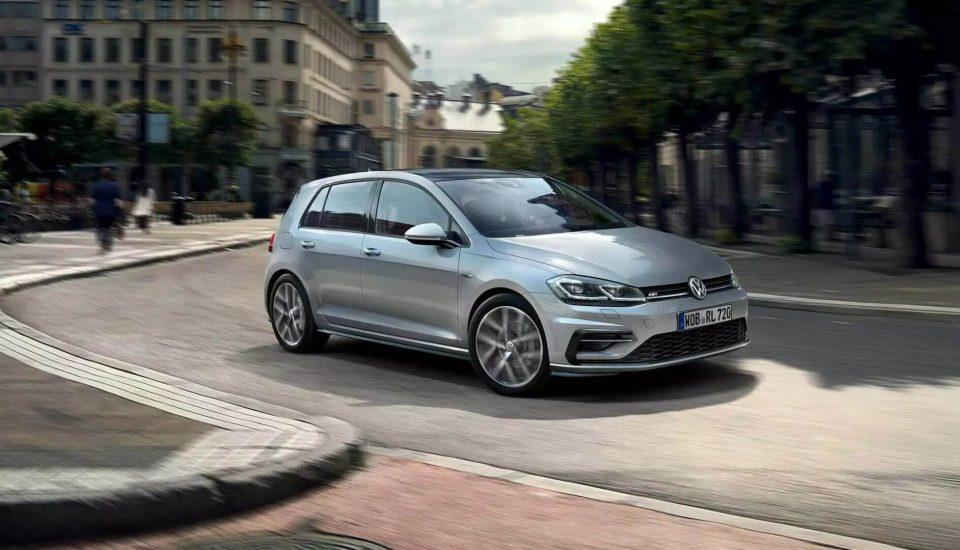 Volkswagen Golf 7.5 FL 1.4 TSI 150 KM R-Line