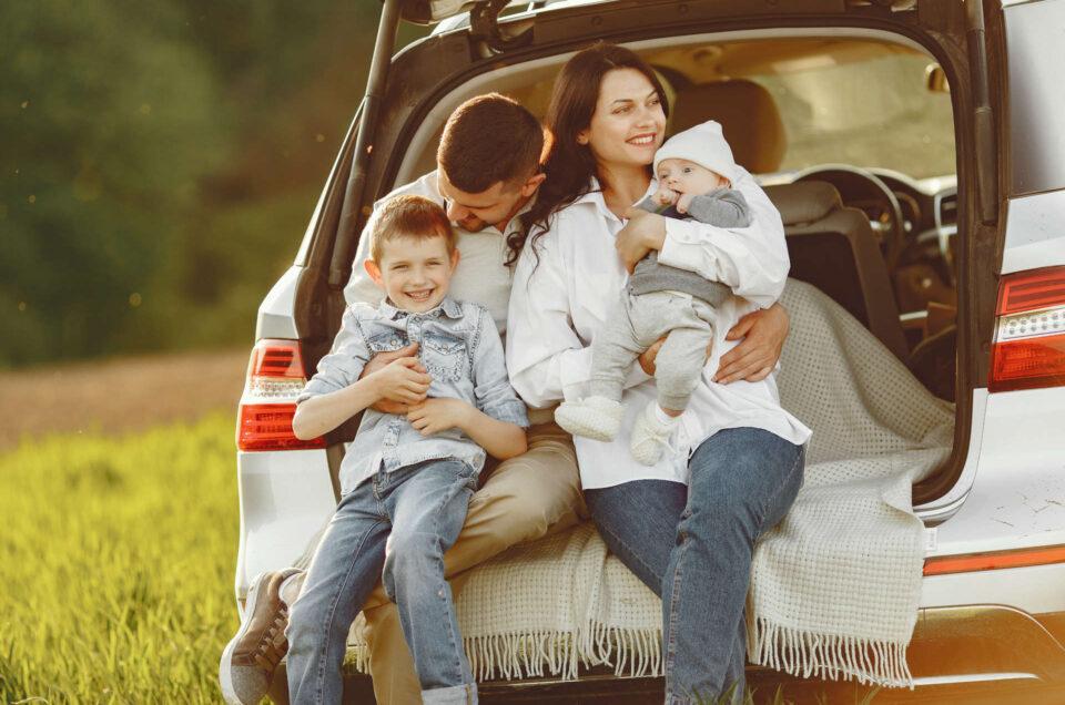 Samochód dla rodziny: które auto wypożyczyć?